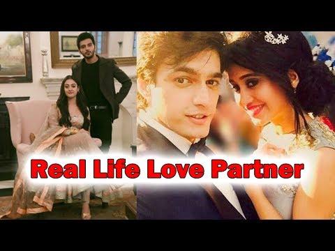 Real Life  love Partner of Yeh Rishta Kya Kehlata Hai/Reel to Real life partner// Red Studio