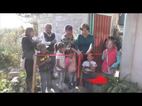 Continúan trabajos de agua potable en Ejido Santa María