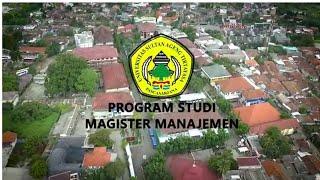 Profil Program Studi Magister Manajemen (Video)