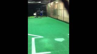 preview picture of video 'Juan Carlos JC Pena RHP SS 90 MPH 2013 MLB Draft Westhill HS Bullpen AAA Washington Nationals'