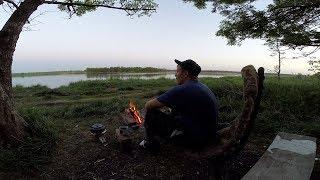 Рыбалка на карпа 2018 | один на озере | HD
