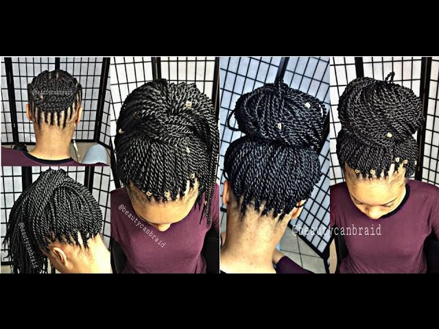 Pattern For Crochet Braid Senegalese Twist