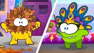 Om Nom Stories - Super Noms: Brazilian Carnival (Cut the Rope) Kedoo ToonsTV