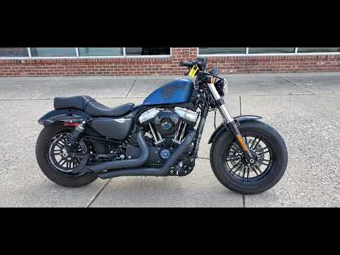 2018 Harley-Davidson 115th Anniversary Forty-Eight® in Ames, Iowa - Video 1