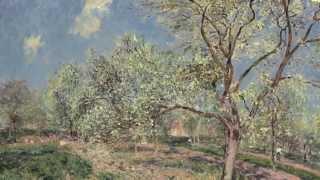 Printemps à Veneux (Sisley)