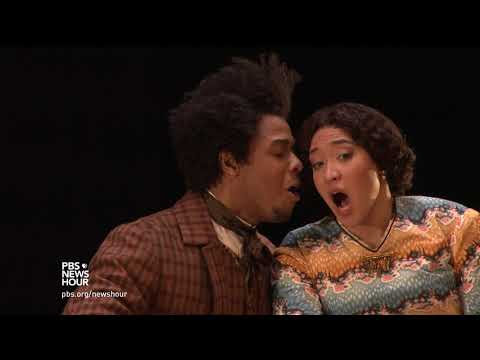In John Adams' new Gold Rush opera, cultures clash with a tragic ending