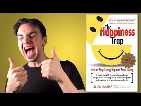Review: The Happiness Trap