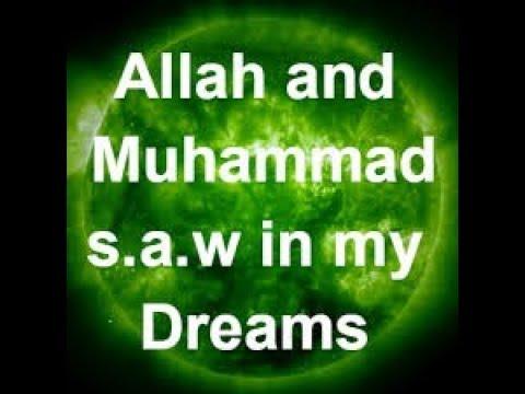 Asal Usul Judul 'Allah And Muhammad ﷺ in My Dreams'