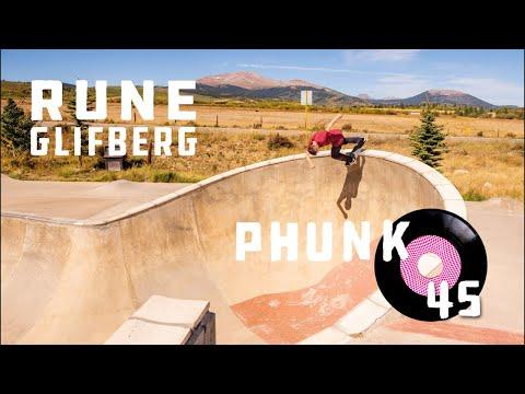 Rune Glifberg's Phunk 45 Part