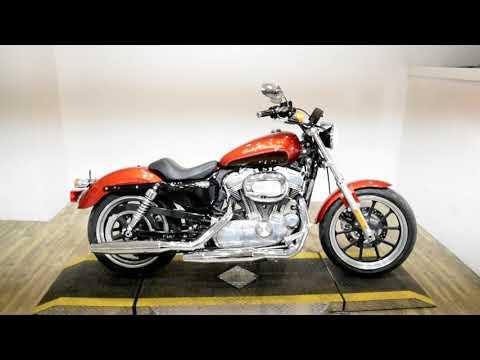 2013 Harley-Davidson Sportster® 883 SuperLow® in Wauconda, Illinois - Video 1