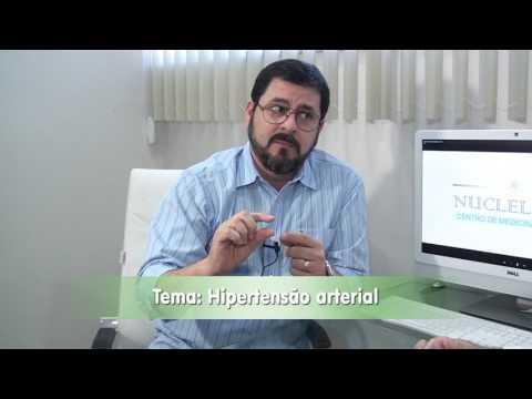 Classificação da hipertensão clínica de tratamento diagnóstico