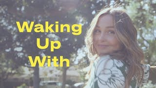 Camilla Luddington's Morning Involves Two Dogs, One Baby, and Kitchen Beauty Hacks | ELLE