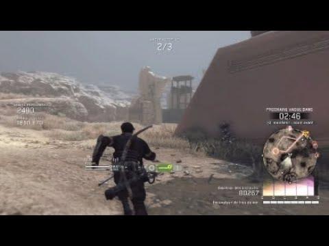 Metal Gear Survive, Première mission Speedrun Rang S