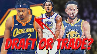 The Golden State Warriors Have A BIG DECISION To Make