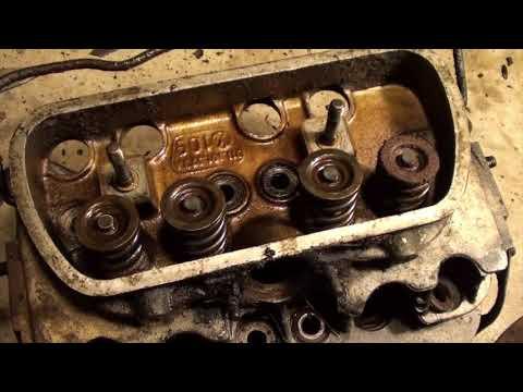 Volkswagen 1600/1500 Engine Rusted/Seized VW Karmann Ghia Vintage 1967