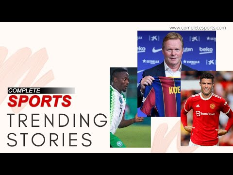 Trending On Complete Sports 08.09.2021