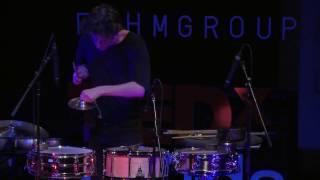 Mer Sol: Percussive Artist | Matthias SCHACK-ARNOTT | TEDxStKilda