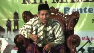 preview picture of video 'KH MARZUKI MUSTAMAR seri   1'