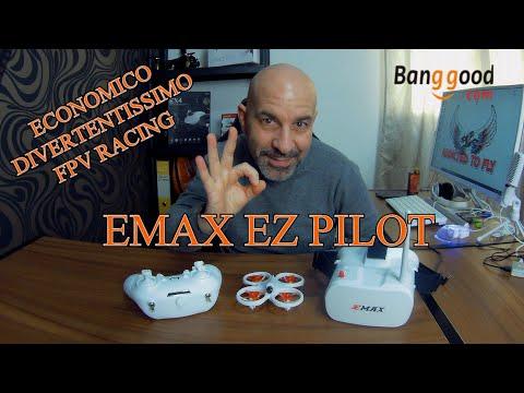EMAX EZ PILOT UN DRONE FPV PER INCOMINCIARE