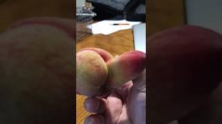 Strange Weird Peach