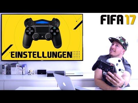 FIFA 17 Tutorial | Controller Einstellungen - Die Steuerung perfekt anpassen (deutsch)