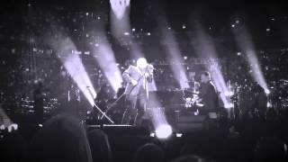 """An Innocent Man"" – Billy Joel live at Madison Square Garden 4/3/2015"