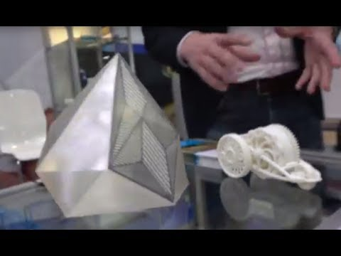 3D printing structural electronics