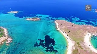 The absolute exotic paradise is Halkidiki!