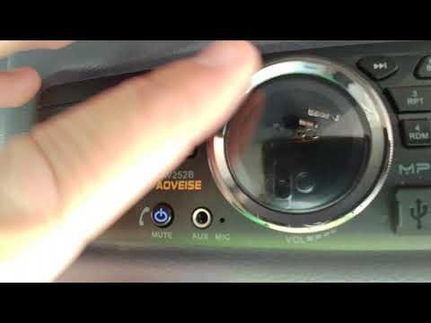 Radio Fm 12v Altavoces Incorporados Aliexpress