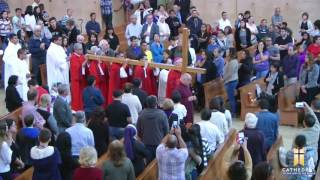 Veneration of the Cross, Good Friday of the Lord's Passion 2017