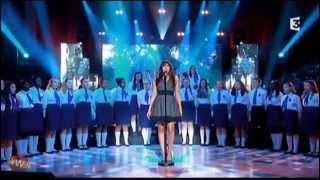 "Nolwenn Leroy Chante ""La Ballade Nord Irlandaise"" Dans 300 Choeurs Pour + De Vie"