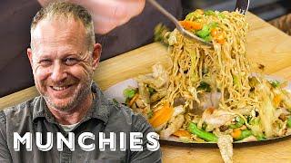 Instant Ramen Noodle Stir Fry with Andy Ricker of Pok Pok