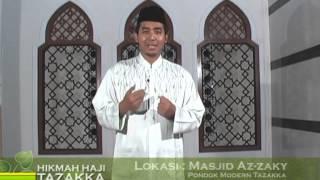 Hikmah Haji: Menggapai Haji Mabrur.