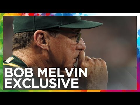 Bob Melvin on Managing, Friends, Ejections, Injuries