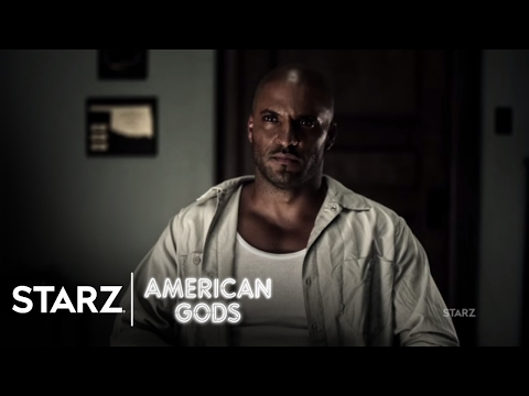 American Gods | First Look | STARZ