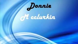 Donnie Mcclurkin Talk with Jesus