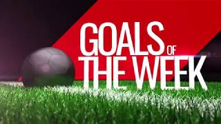 Goals of the Week: 13-19 August