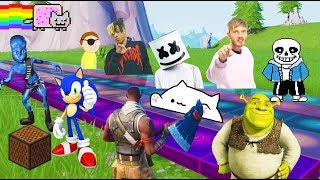 Top 50 Popular Songs made with MUSIC BLOCKS in Fortnite! (With Codes!)