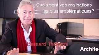 Bernard Tschumi: «J'aimerais construire plus en Suisse» Video Preview Image