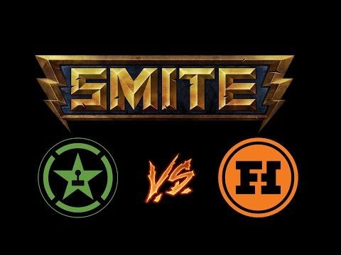 Smite - AH vs FunHaus [Spliced Perspectives]