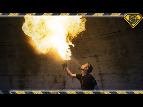 How to Breathe Fire