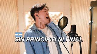 SIN PRINCIPIO NI FINAL-ABEL PINTOS/COVER JJUN