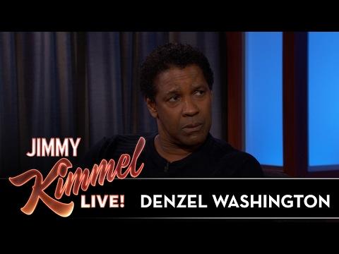 Denzel Washington Used to Be a Garbageman