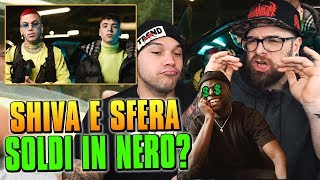 Shiva Ft Sfera Ebbasta   Soldi In Nero * REACTION * Arcade Boyz