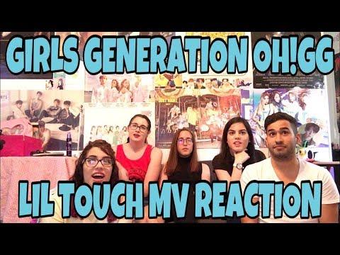 Girls' Generation Oh!GG (소녀시대 Oh!GG) - Lil' Touch (몰랐니) MV Reaction [THIS SHIT SLAPS!] (видео)