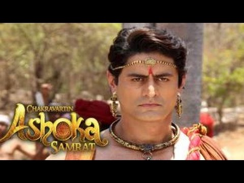 Chakravartin Ashoka Samrat : 30th May 2016 : Dharma tells Vit reality about Ashoka