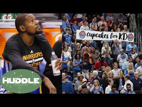 Kevin Durant RETURNS to OKC; Should Fans Skip the Dramatics? -The Huddle