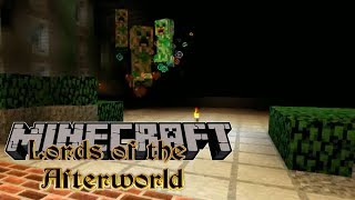 Minecraft | Lords of the Afterworld | #7 AMAZING TOTEM POWER