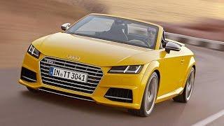 Audi TTS Roadster - Erster Fahrbericht