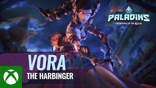 Xbox Paladins - Vora Reveal Trailer anuncio